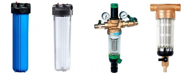 Фильтры тонкой очистки воды для дома: обзор моделей и руководство по установке — инжи.ру