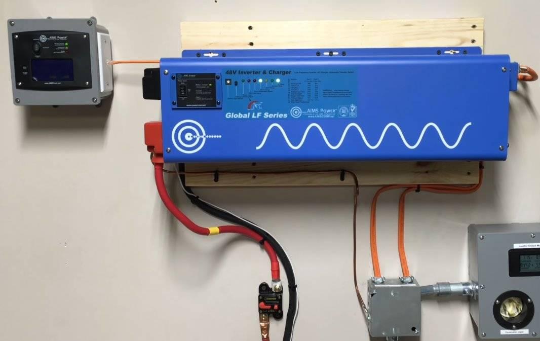 Что нужно знать об инверторах солнечных батарей | auto-gl.ru