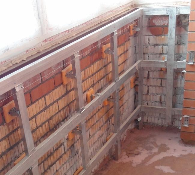 Как утеплить стены на балконе: нюансы теплоизоляции и выбор материалов