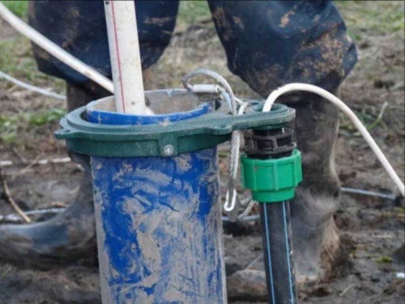 Как достать застрявший насос в скважине - описание эффективных способов