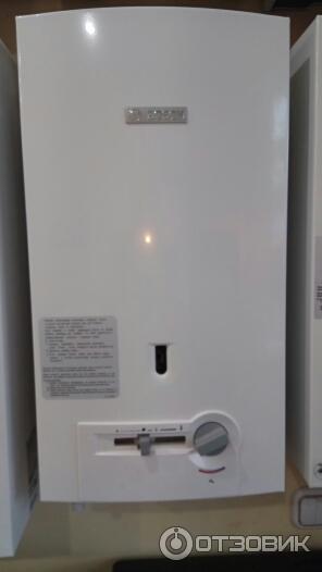 Все о газовых колонках bosch (бош)