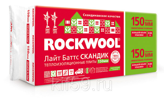 Rockwool лайт баттс: описание и отзывы, характеристики, цены за м2 и упаковку