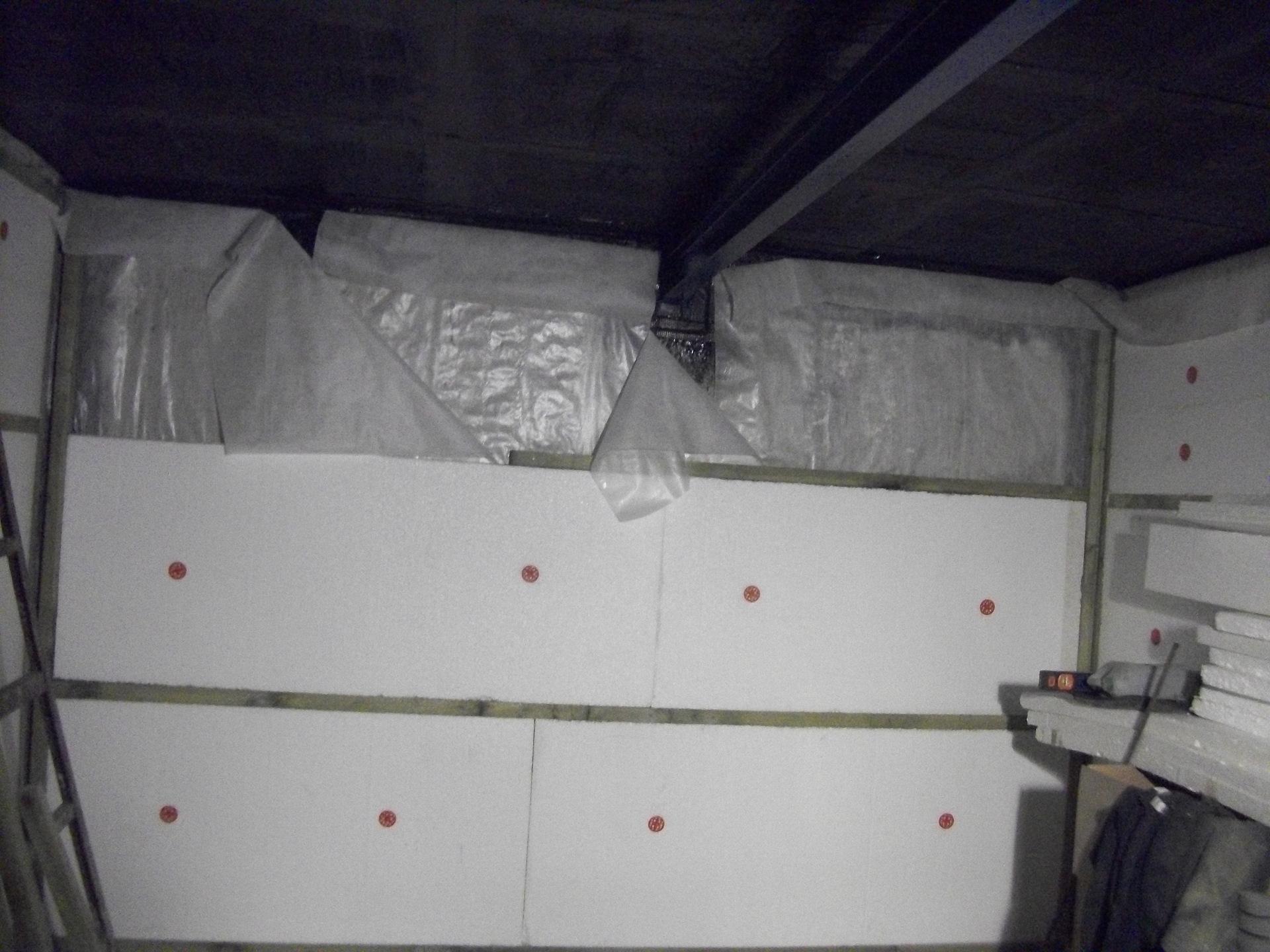 Как утеплить гараж дешево изнутри - возможные варианты, пошаговые инструкции
