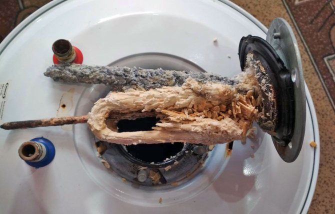 Чистка бойлера в домашних условиях: этапы, промывка водонагревателя от накипи и ржавчины, советы специалистов
