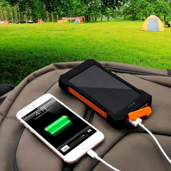 Портативная солнечная батарея с аккумулятором - как выбрать.