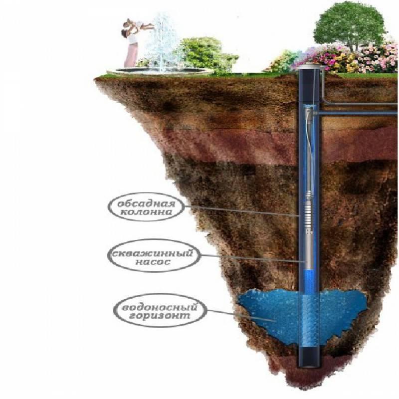 Как найти воду на участке для скважины: где находятся подземные воды, поиск с помощью рамки
