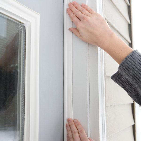 Утеплитель для пластиковых окон: как утеплить на зиму, если продувает, пошаговая инструкция утепления своими руками, почему дует из окна