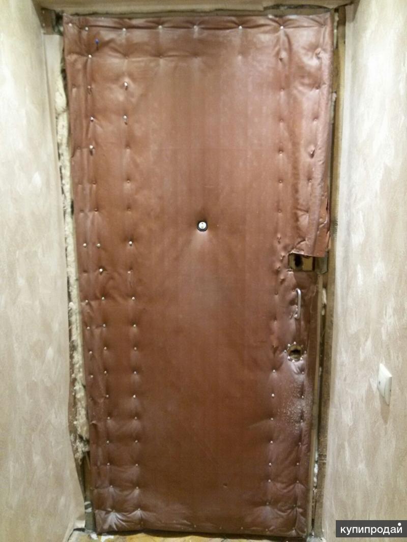 Эффективные способы самостоятельно утеплить деревянную дверь