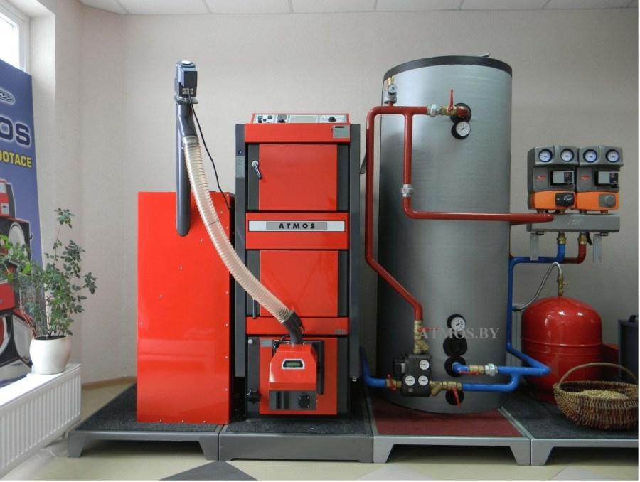 Atmos котел твердотопливный – котлы атмос: обзор, характеристики, отзывы - теплоэнергоремонт