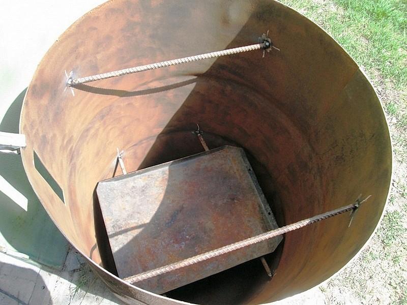 Коптильня из бочки (59 фото): как сделать своими руками из емкости в 200 литров, варианты горячего и холодного копчения, чертежи и пошаговая инструкция