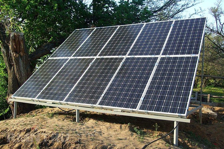 Как правильно выбрать солнечные батареи для отопления дома - жми!