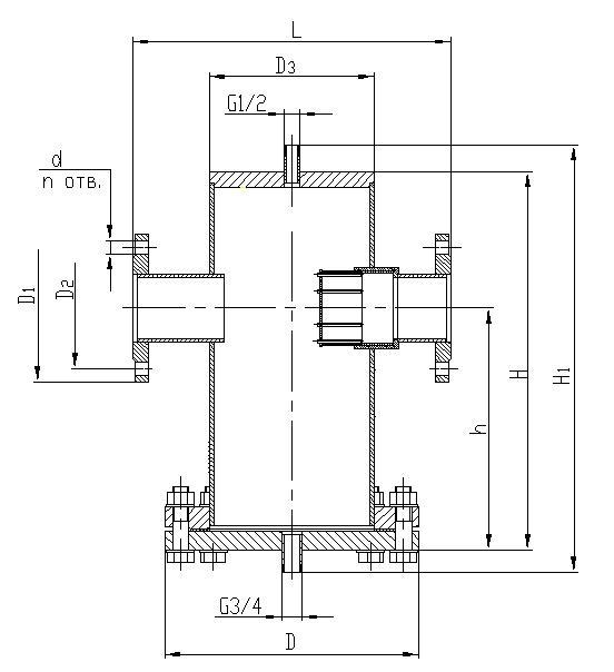 Фильтр для системы отопления — принцип работы и установка
