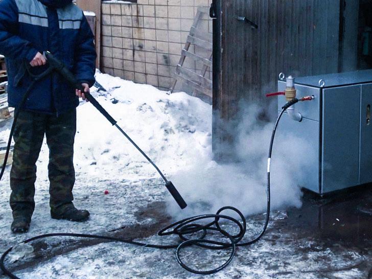 Варианты разморозки труб и правила предотвращения замерзания