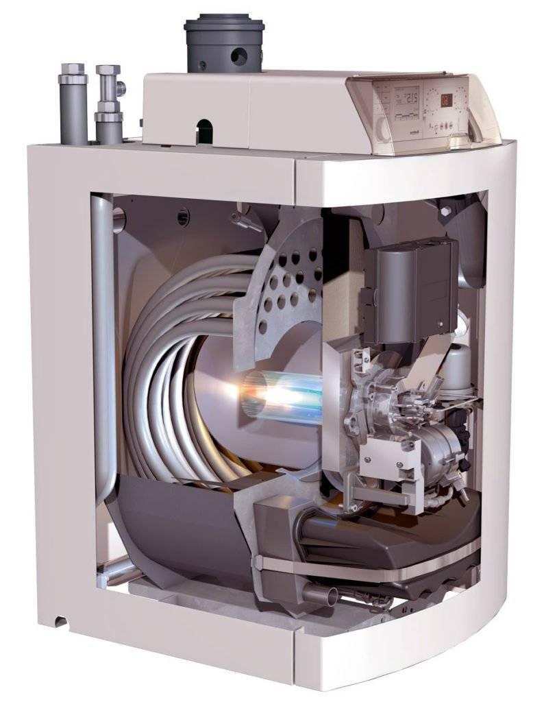Жидкотопливный котел отопления для частного дома: обзор моделей и установка