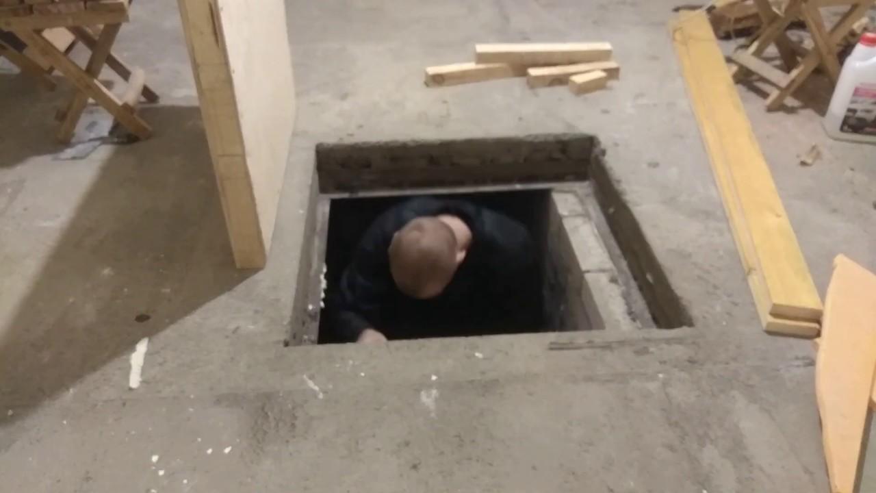 Как утеплять подвал изнутри