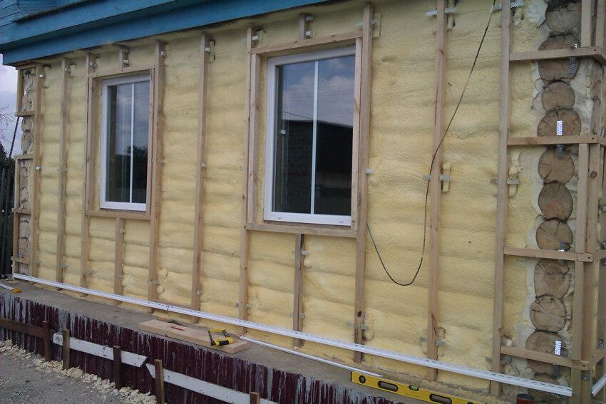 Утеплитель для стен дома снаружи под сайдинг: монтаж и цены на утеплитель