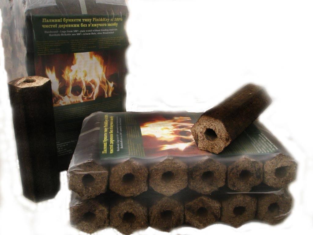 Обзор свойств и особенностей топливных брикетов ruf
