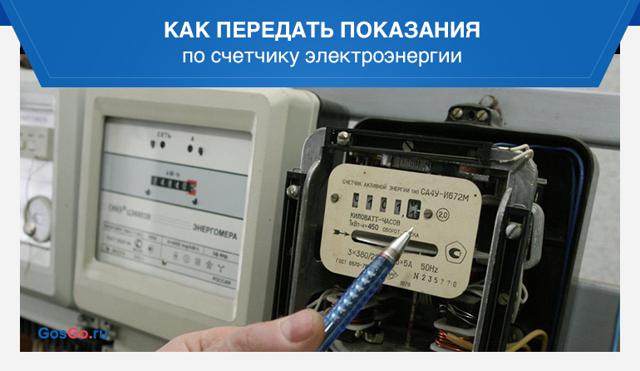 До какого числа нужно передавать показания счетчиков электроэнергии