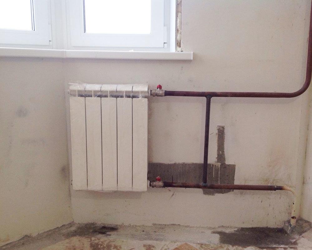 Замена радиаторов и батарей отопления в квартире: заявления, разрешения