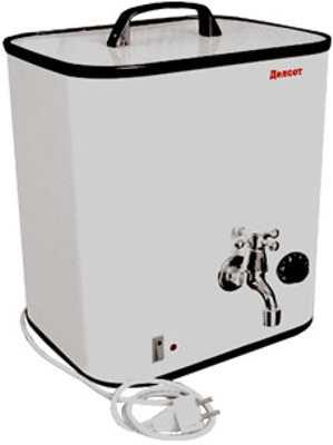 Выбираем нагреватель воды для дачи