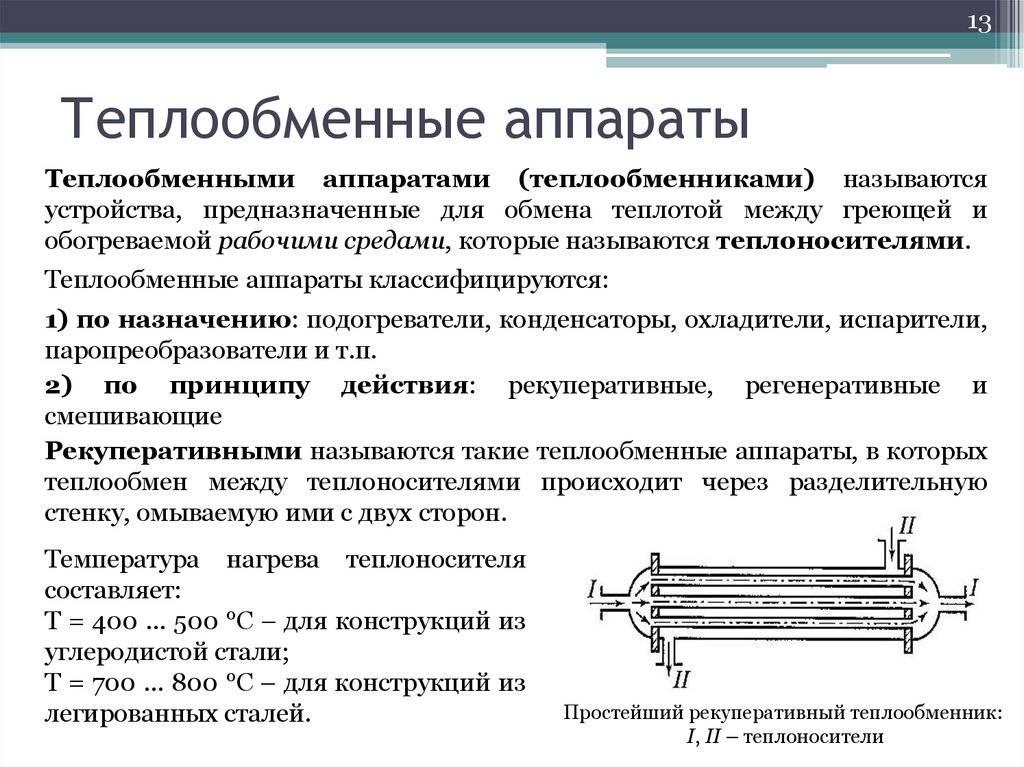 Принцип работы кожухотрубчатого теплообменника, его преимущества и недостатки