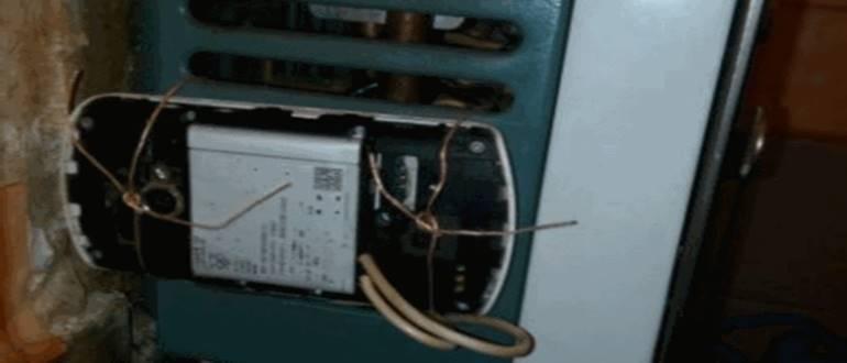 Какие батарейки нужны для газовой колонки