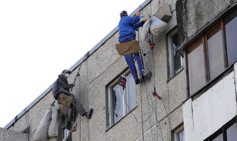 Утепление квартиры снаружи: выбор материалов и метода монтажа