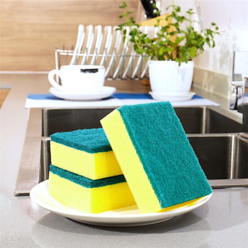 10 скрытых возможностей использования губок для мытья посуды - сам себе мастер - медиаплатформа миртесен