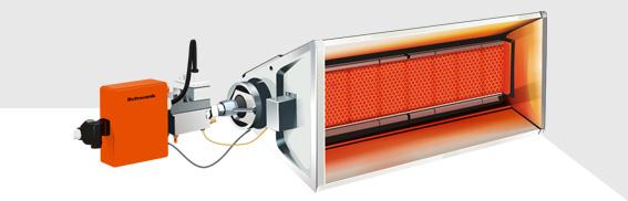 Инфракрасные обогреватели промышленные: как выбрать наиболее эффективный