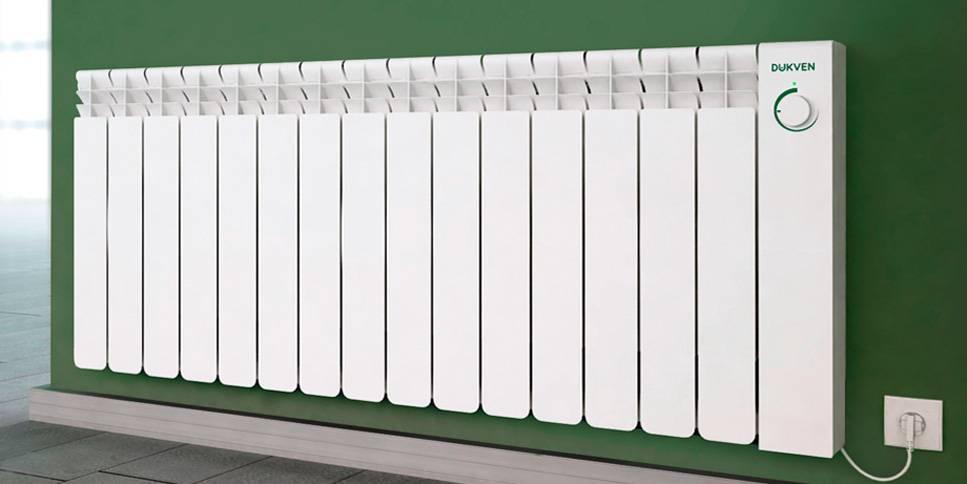 Электрорадиаторы отопления, электрические батареи, преимущества и недостатки устройств