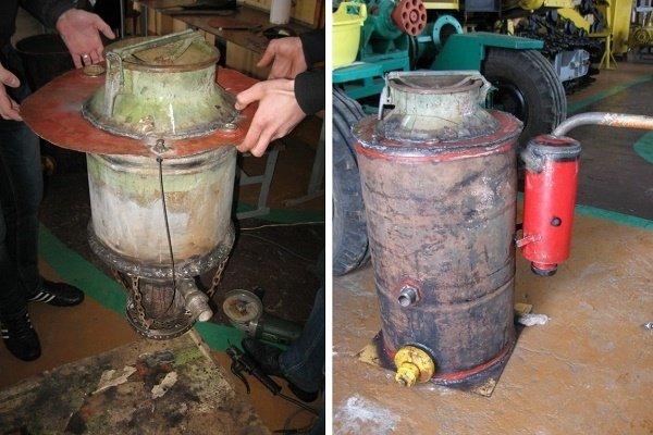 Самодельный газогенератор на дровах — стоит ли возиться?