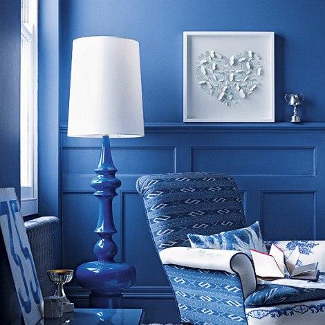 Психология цвета в интерьере квартиры