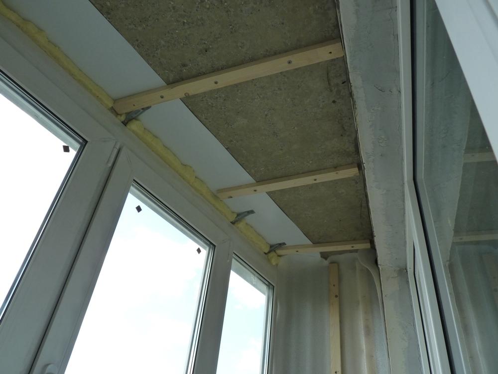 Утепление балкона пеноплексом своими руками: пошаговая инструкция технологии обшивки с фото и видео