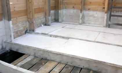 Утепление деревянного пола пенопластом толщина, плотность