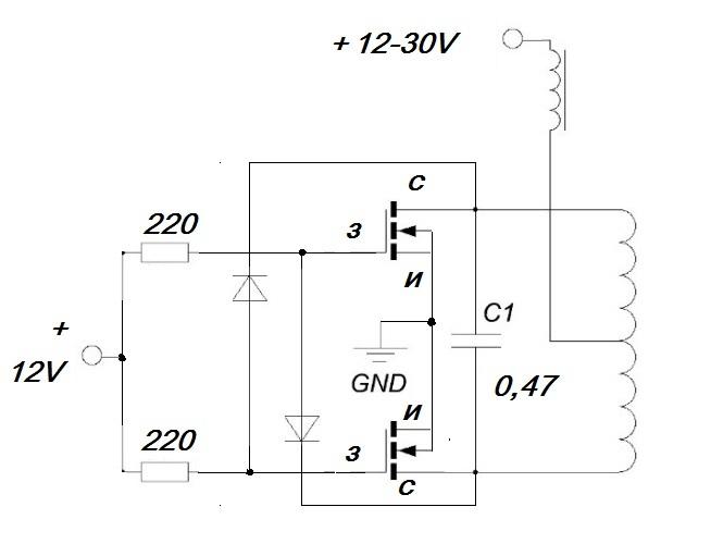 Как сделать индукционный нагреватель: 2 способа