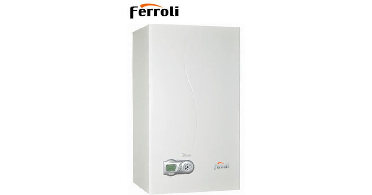 Обзор газовых котлов ferroli