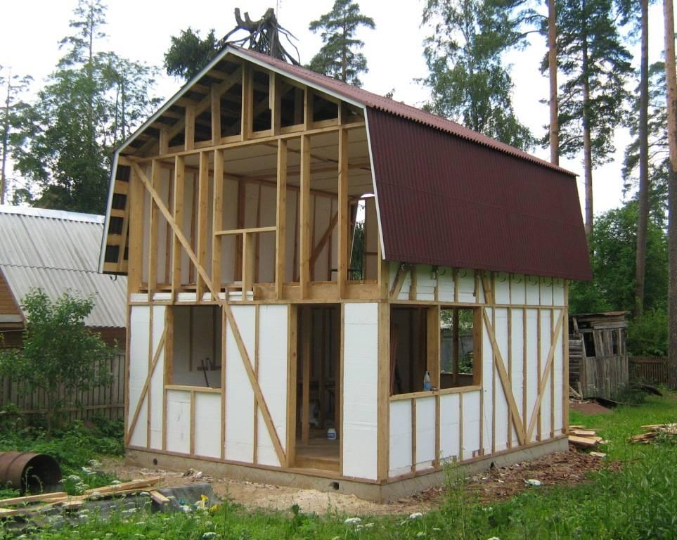 Садовые домики экономкласса (41 фото): бюджетные дачные дома с верандой, маленькие финские домики для летнего и круглогодичного проживания