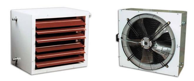 Как расчитатьтеплопотери и подобать воздушно-отопительные агрегаты