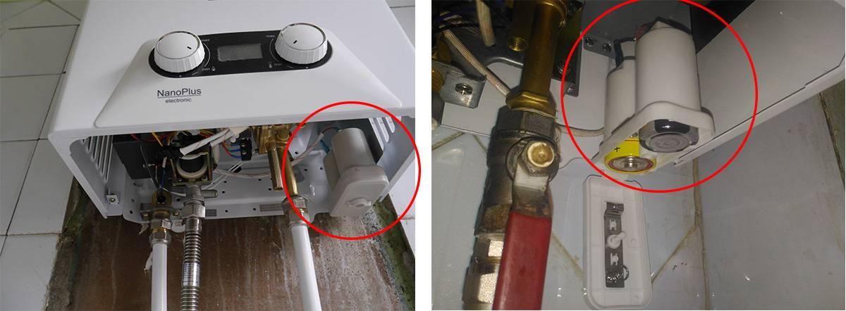 Переделка газовой колонки с батареек на блок питания, как это сделать, что нужно учесть?