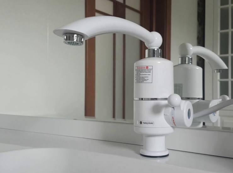 Проточный электрический водонагреватель: что это такое, как он работает и как его выбрать
