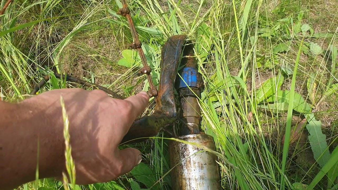 Как достать насос из скважины если он застрял — наиболее частые причины поломок и их устранение