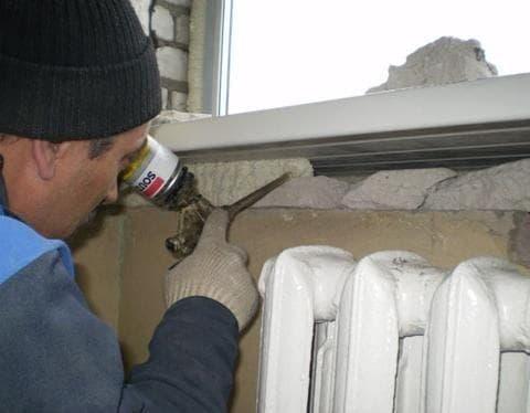Как утеплить пластиковое окно своими руками – пошаговая инструкция