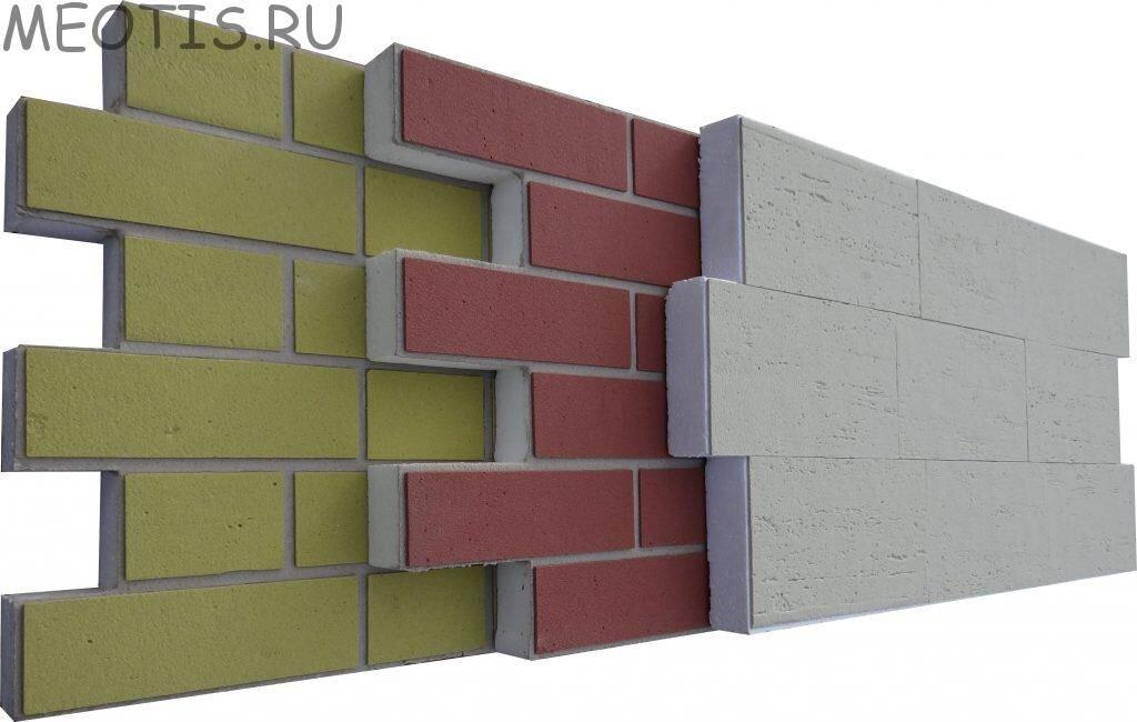 Фасадные термопанели российского производства — компании «теплыйфасад»