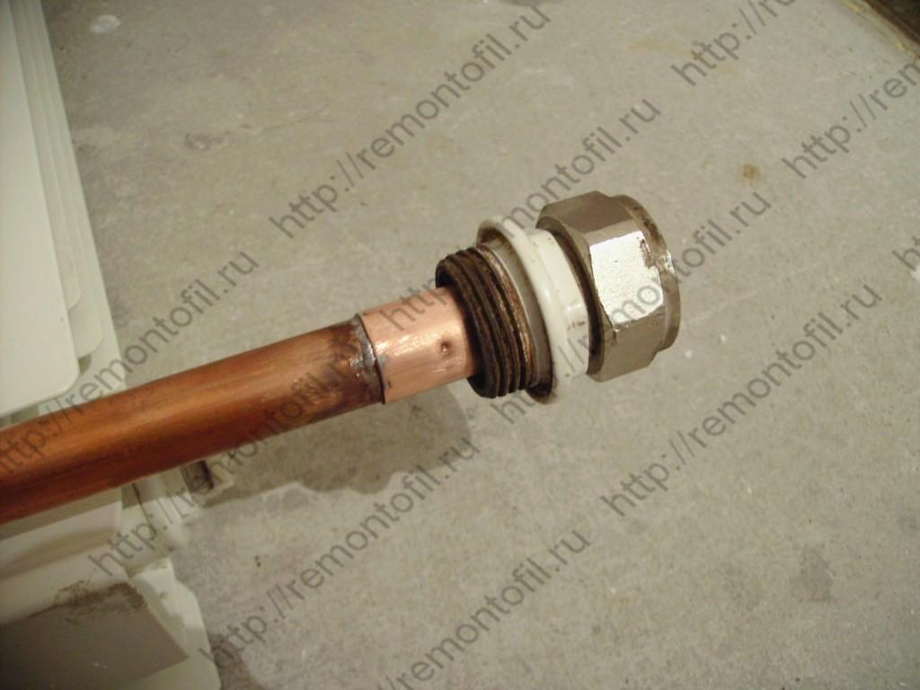 Удлинитель потока для радиатора отопления. удлинитель потока для биметаллической батареи – как сделать и установить?