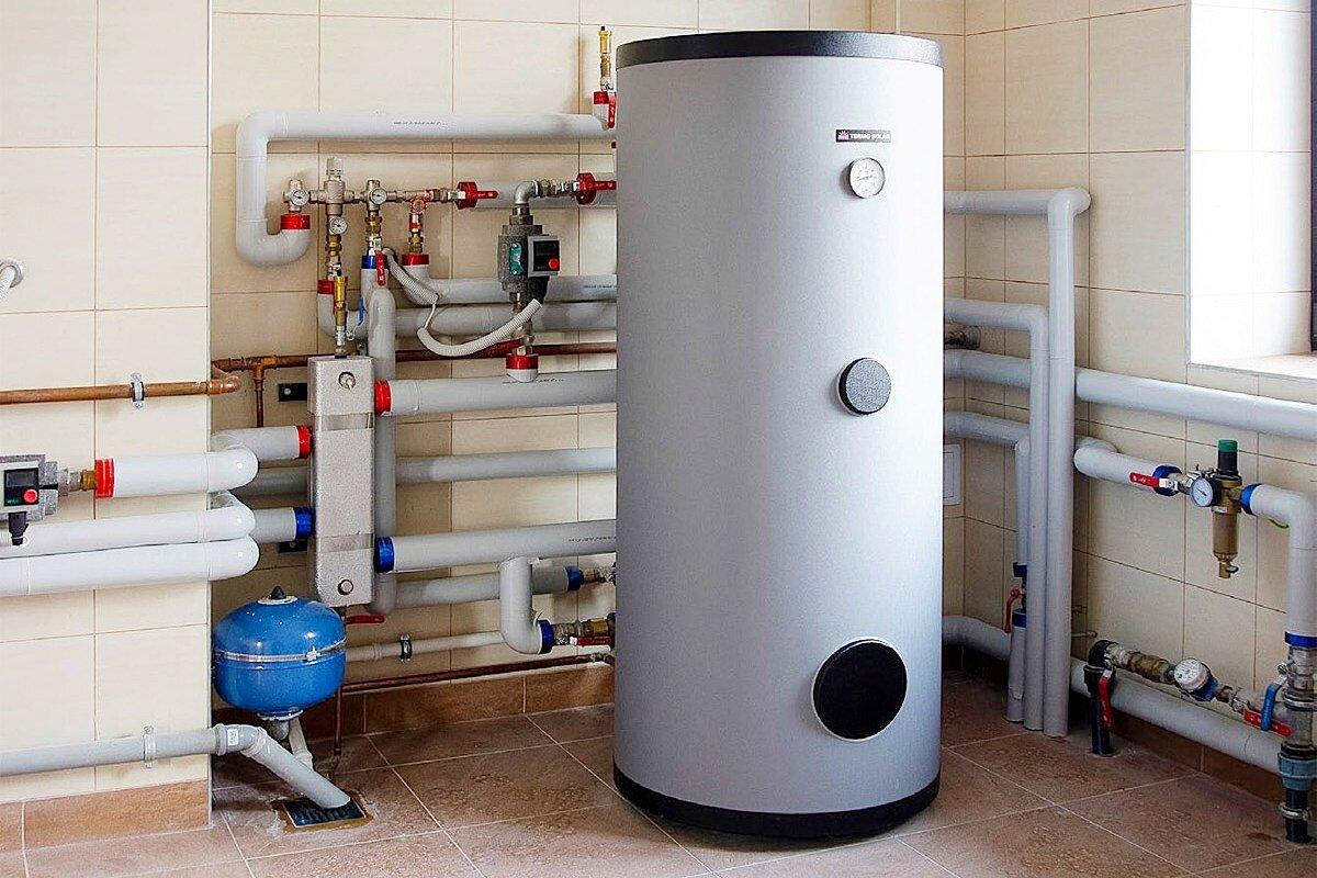TEPLO — электрические водонагреватели накопительного типа