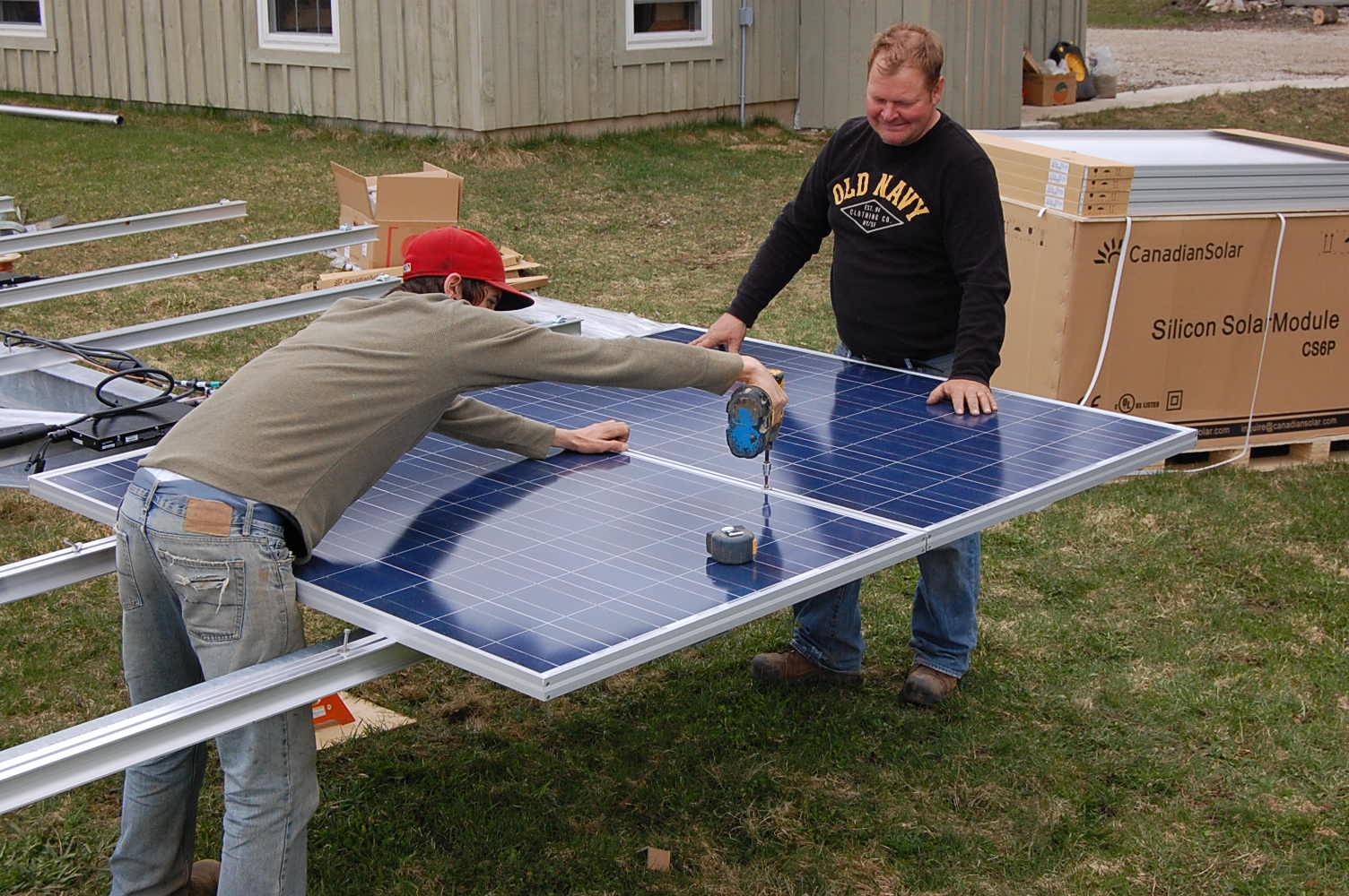 Как правильно сделать солнечную панель своими руками - жми!