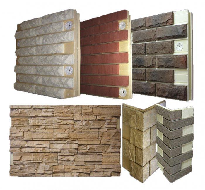 ☑️ фасадные панели для наружной отделки дома: подробный обзор