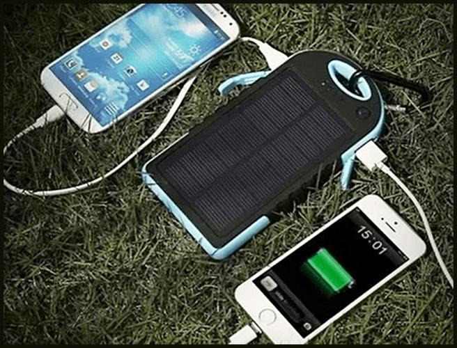 Зарядка автомобильного аккумулятора с помощью солнечных батарей