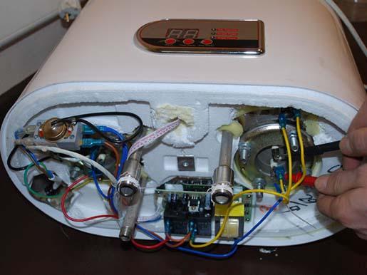 Ремонт водонагревателя термекс