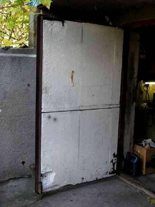 Как утеплить ворота гаража изнутри своими руками как утеплить ворота гаража изнутри своими руками